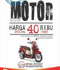 Rental Motor Dekat Kampus Malang