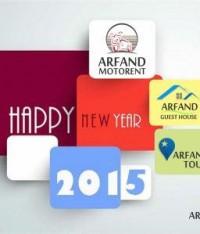 Tahun Baru, Semangat dan Perjalanan Baru bagi Arfand Group