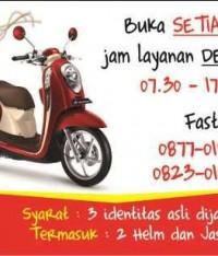 Jam Layanan Rental Motor Malang