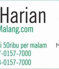 Kost Harian Murah di Malang
