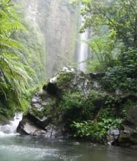 Coban Glotak, Wisata Air Terjun Yang Terletak Di Lereng Gunung Kawi