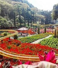 Wisata Taman Selecta Batu Yang Indah